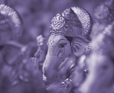 Beautiful Ganesha Background