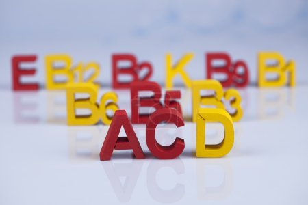 Medical Vitamins, Pills, Tablets and Capsules