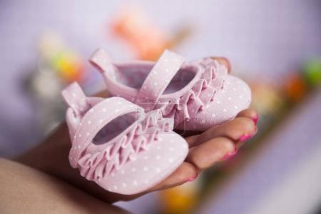 Pregnant woman shoes