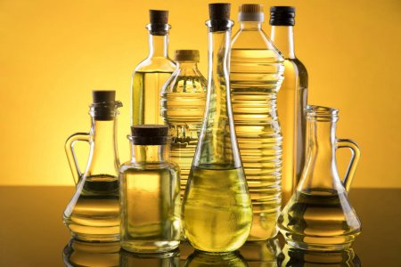 Photo for Cooking and food oil products - Royalty Free Image