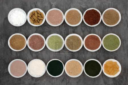 Body Building Powders and Supplements