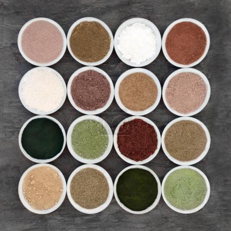 Body Building Supplement Powders