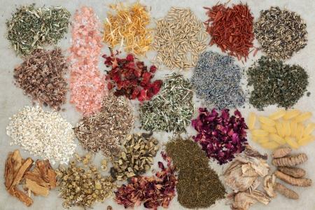 Ingredients to Heal Skin Disorders