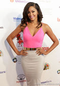 Claudia Jordan at The 19TH Annual First Ladies High Tea 10-22-16 at the Beverly Hilton Hotel in Beverly Hills, CA