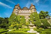 Garden of Ksiaz Castle