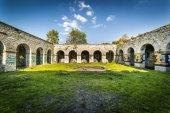 Totenburg - the mausoleum