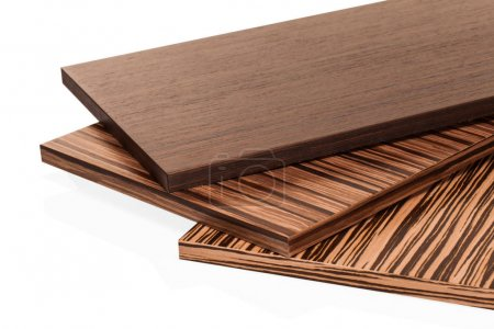 Laminated particleboard chipboard is used in the furniture ind