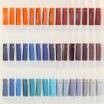 Wood Color Sample Tiles For Furniture Industry...