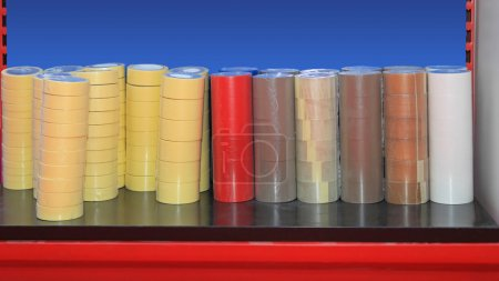 Sticky Packing and Adhesive Tape