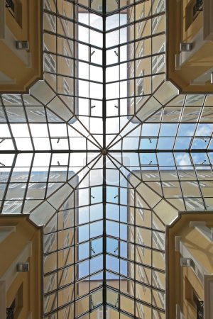 Skylight Glass Windows