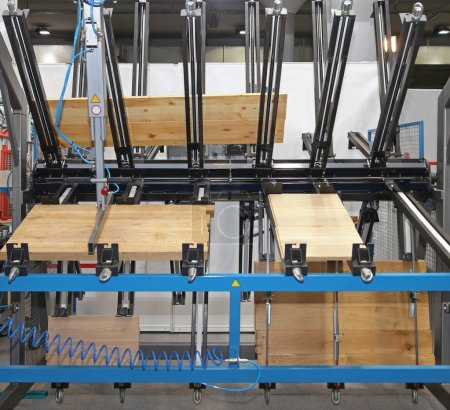 Hydraulic Wood Press