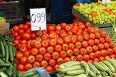 Paradicsom, a mezőgazdasági termelők piacra