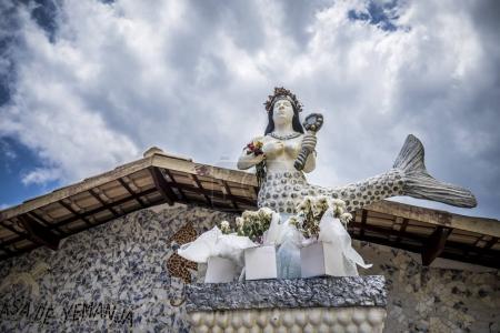 temple of the goddess yemanja
