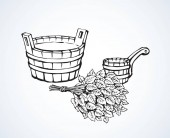 Ladle Vector drawing