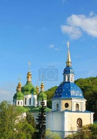 Vidubichi monastery, Kiev, Ukraine