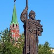 Постер, плакат: Monument to the Holy Equal to the Apostles Prince Vladimir in Mo