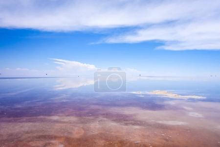 Photo pour Salar de Uyuni désert de salines, Andes Altiplano, Bolivie - image libre de droit