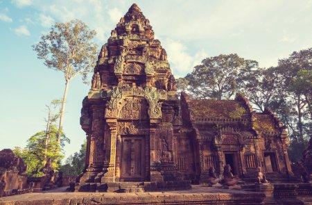 Khmer temple Koh Ker