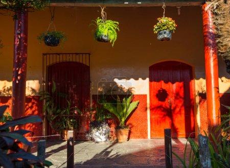 Colonial  design in Central America