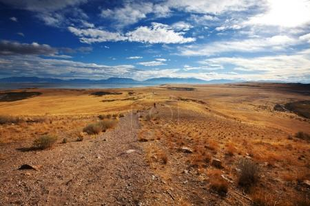 Prairie landscapes nature background