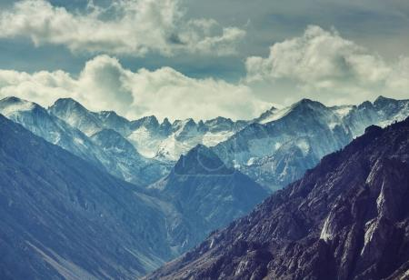 Sierra Nevada mountains nature landscape