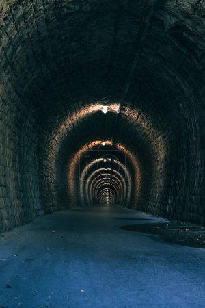 Old tunnel passageway