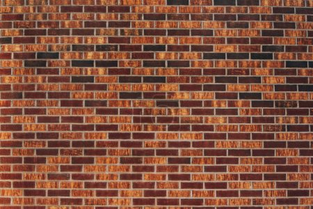 Photo for Brick wall surface, urban pattern as background - Royalty Free Image
