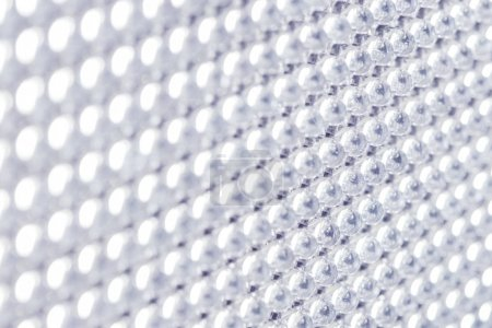 Photo for Led diode light as abstract background, selective focus - Royalty Free Image