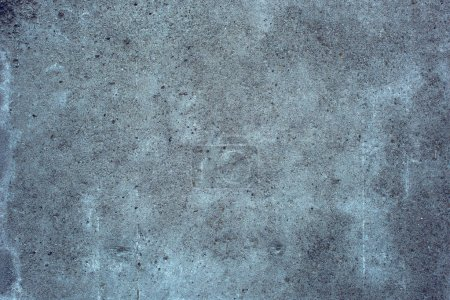 Photo for Rough grunge concrete wall texture, gray cement surface as background - Royalty Free Image
