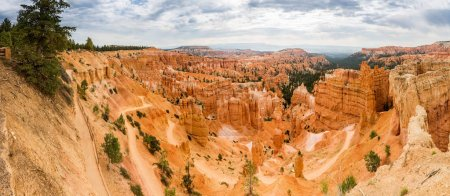 Bryce Canyon National Park in USA