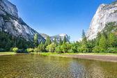 Yosemite National Park in USA