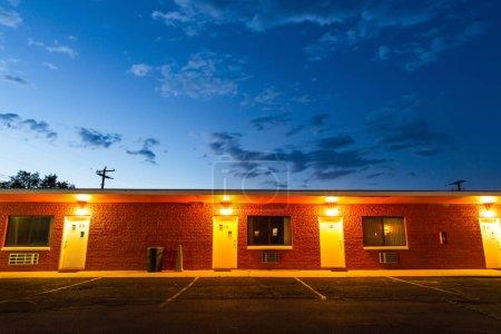 american roadside motel