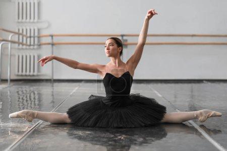 graceful and beautiful ballerina