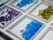 Gem stones collection