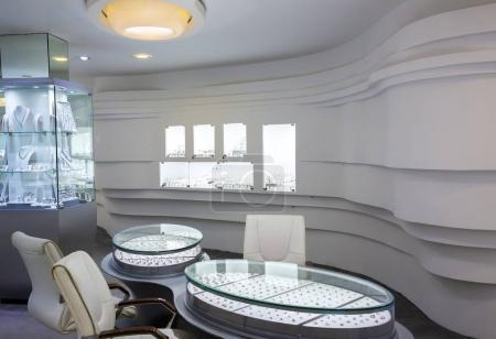 jewelry shop interior