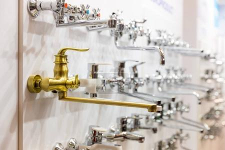 New kitchen water faucets