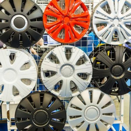 Decorative wheel covers