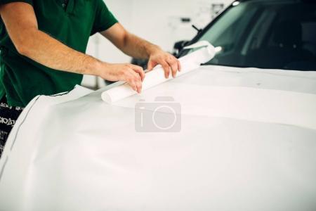 automobile paint protection film