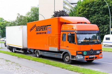 Truck Mercedes-Benz Atego