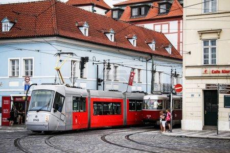 Prague Czech Republic July 21