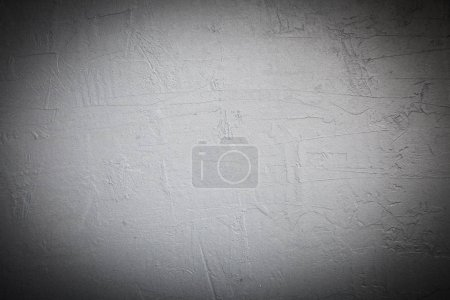 Photo for Grey concrete wall background texture - Royalty Free Image