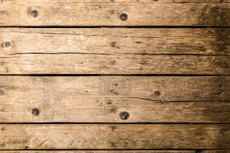 Photo for Old weather stained wood background - Royalty Free Image