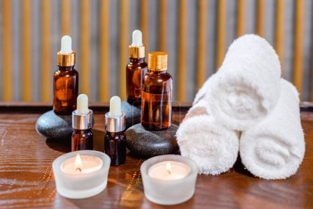 Components for spa treatment