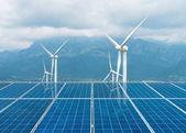 """Постер, картина, фотообои """"стабильная экологически чистая энергия"""""""