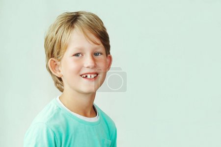 Photo for Portrait of beautiful little boy - Royalty Free Image