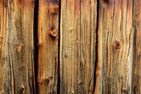 Photo pour Grunge vieille planche en bois avec texture comme fond - image libre de droit