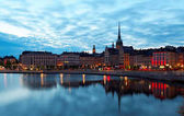 Stockholm, Sweden -29 May 2016. Scenic summer