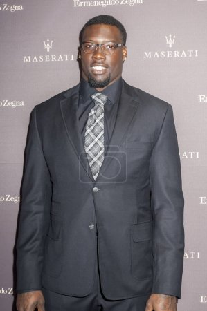 american football player Jason Pierre