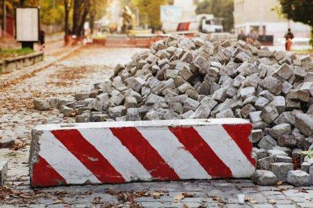 repair of the ancient European road