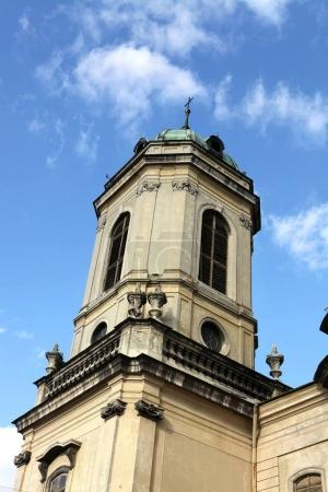 part cathedral church in Lviv